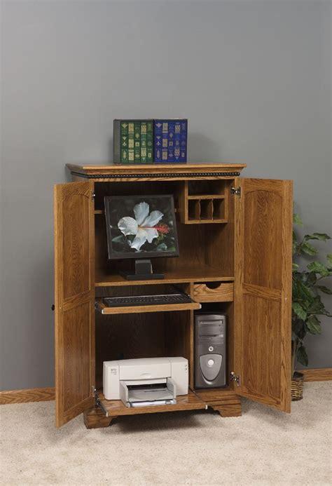 computer desk armoire ikea amish computer armoire desk