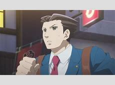 Ace Attorney 01 [First Look] Anime Evo