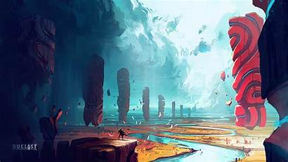 Wallpapers Duelyst Epic Gaming 1920 1080 Backgrounds