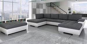canape d39angle convertible kyoto maxi lecoindumeuble With tapis couloir avec canape convertible 120 ikea