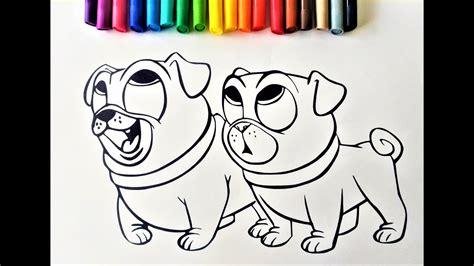 coloring  bingo  rolly coloring dogs kolorowanki