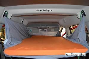 Im Auto übernachten : schlafen im citroen berlingo ii bj seit 2008 bequem ~ Kayakingforconservation.com Haus und Dekorationen