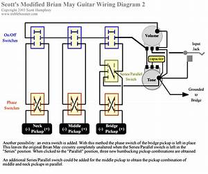 Brian May Pickups And Wiring Question S