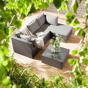 loungemobel garten hause deko ideen With französischer balkon mit essgruppe polyrattan billiger garten