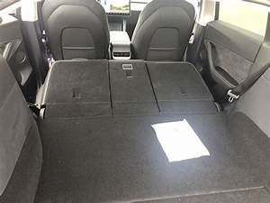 Best pictures of the interior of the Model Y emerge from delivery staging area in Arizona ...