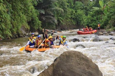 lokasi wisata outbound keluarga bandung bandung infobdg