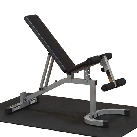Adjustable Benches by Powerline Pfid130x Flat Incline Decline Bench