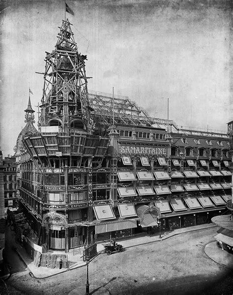 La samaritaine, the landmark paris department store that dates to 1870, is reopening after closing 16 years ago. paris-fvdv: LA SAMARITAINE PARIS