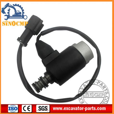 Rotating Wire Harnes by 203 60 62171 Rotating Solenoid Valve Fit Komatsu Pc60 6