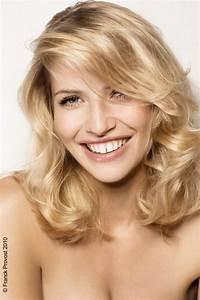 Coiffure Blonde Mi Long : coiffure mi long ondul ~ Melissatoandfro.com Idées de Décoration