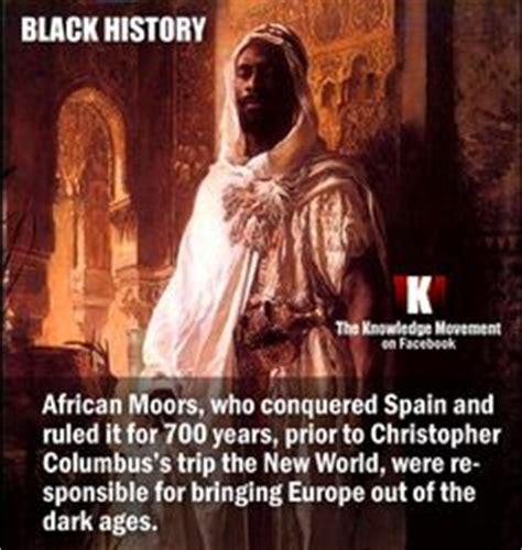 moorish on moorish europe and africans
