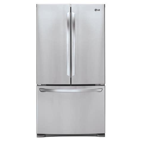 Samsung 30 In W 218 Cu Ft French Door Refrigerator In