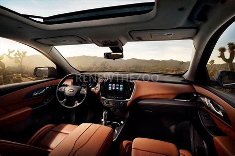 chevy traverse ss release date specs