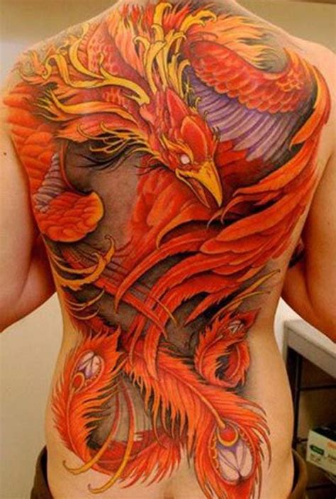 phoenix tattoo images designs