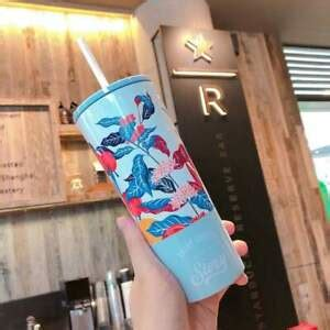 Learn more about starbucks coffee culture. 2020 New Starbucks Blue Rwanda Coffee Story 16oz Stainless Steel Straw Cup | eBay