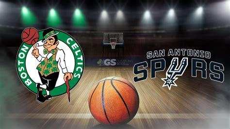 Celtics vs Spurs Pick (1/27/2021) - Analysis & NBA Betting ...