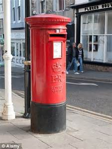 Royal Mail post boxes tagged to stop thieves after at ...