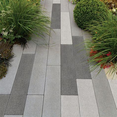light grey washed stonemaster single paving slab lmm