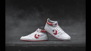 """Review & On-Feet: Converse Fastbreak 83 Mid """"White/Casino ...  Mid"""