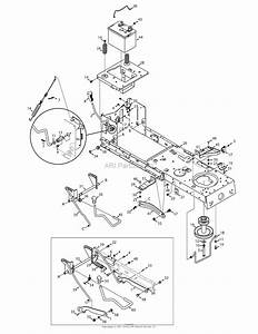 Mtd 13ax775h031  2008  Parts Diagram For Pto