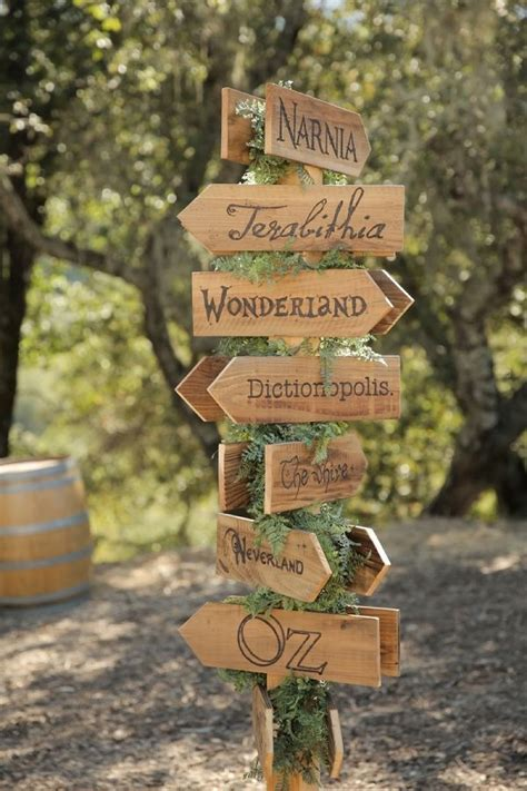 eclectic literature themed wedding   enchanted