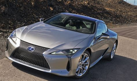lexus lc   colors release date redesign price