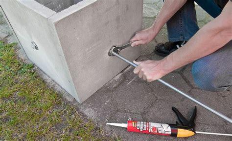betonplatten selber machen gartenbank aus beton concrete garden design pool
