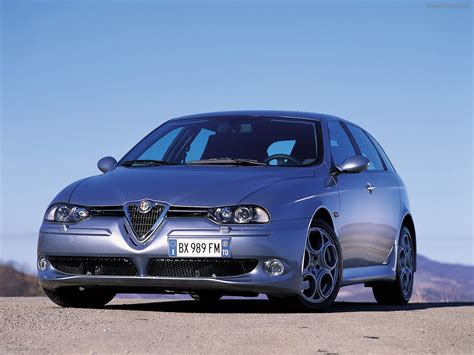 Alfa Romeo 156 Gta Exotic Car Wallpaper #009 Of 31