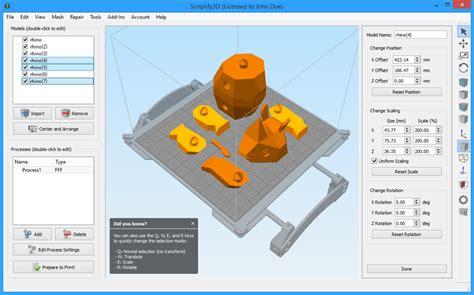 simplifyd announces version   universal  printing