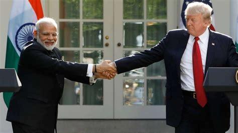 Trump, PM Modi discuss trade, Afghanistan in telephone ...