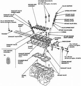 Trx400ex Engine Head Diagram