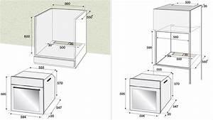 60 Cm 71 L Multifunctioneel Inbouw Oven