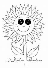 Activities Fall Coloring Fun Games Sunflower Printout Seasonal Contains Arrival Few Crossword Puzzle Supplies sketch template