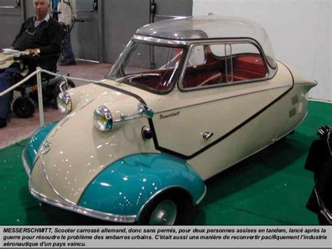 voiture pot de yaourt voitures populaires 1950 1960