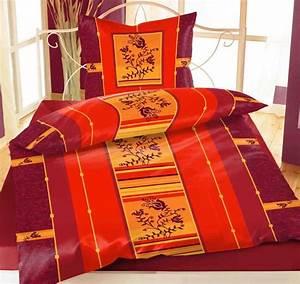 Bettwäsche Orange Rot : bettw sche 155x220 fleece mikrofaser flausch thermofleece lila rot schwarz neu ebay ~ Markanthonyermac.com Haus und Dekorationen