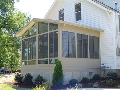turn porch into sunroom plan st louis room additions at patriot sunrooms serving the
