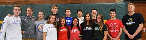 college acceptances holy cross high school