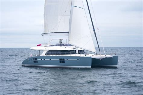 Power Catamaran Charter Greece by Charter Catamaran Sunreef 70 4 Cabins 8 Berths
