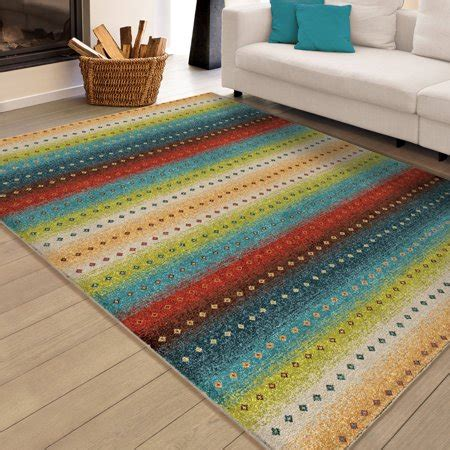 bright colored outdoor rugs orian rugs indoor outdoor bright stripes multi area