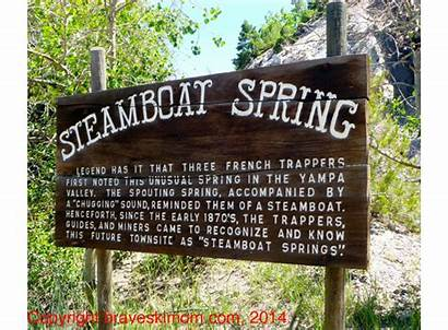 Steamboat Springs Bike Town Usa Summer Trail