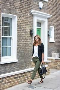 20 Pretty Ways to Wear Khaki Outfit - Pretty Designs