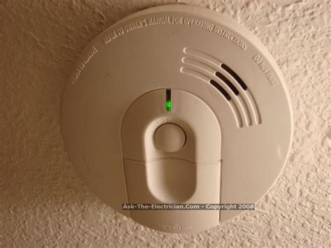 How Wire Smoke Detectors