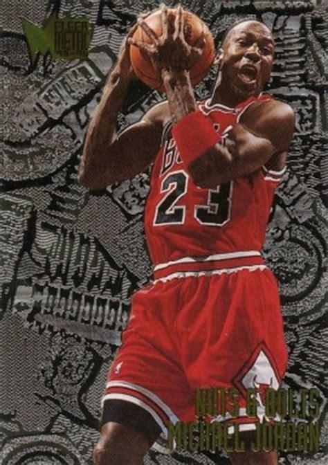 metal michael jordan  basketball card  price