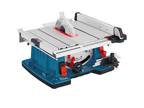 Bosch GTS10 XC Table Saw with Carriage 110v