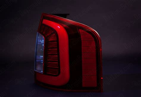 ford edge tail lights drive bright ford edge led tail light set shadow black