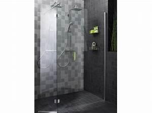 equiper sa salle de bains a petit prix elle decoration With porte de douche coulissante avec carrelage villeroy boch salle bain
