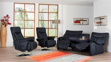 canap 233 et fauteuils relaxation himolla dans la gamme