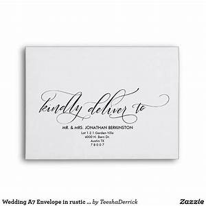 38 best wedding envelope template images on pinterest With envelope lettering stencil
