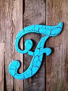 314 wooden door hanger letter f astoria font With letter hangers