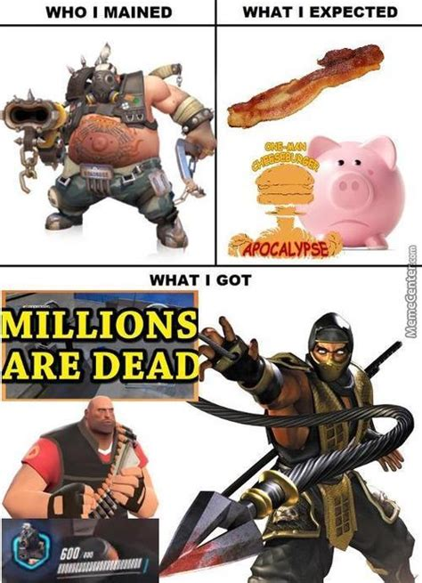 Roadhog Memes - roadhog memes best collection of funny roadhog pictures